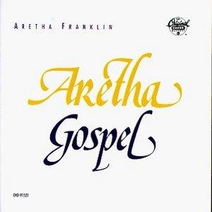 Aretha Gospel album cover
