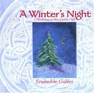 A Winter's Night: Christmas In The Great Hall album cover