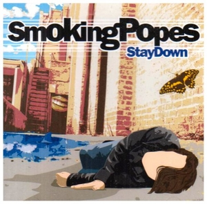 Stay Down album cover
