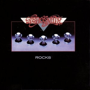 Rocks album cover