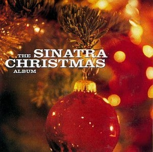 The Sinatra Christmas Album album cover