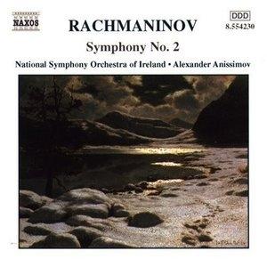 Rachmaninov: Symphony No.2 album cover