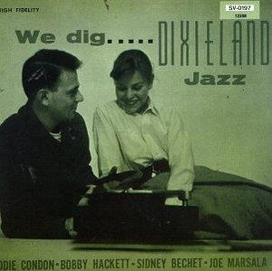 We Dig Dixieland Jazz album cover