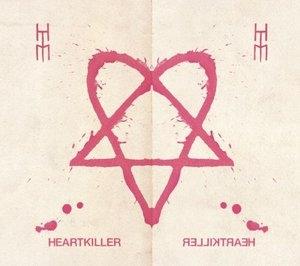 Heartkiller (Single) album cover