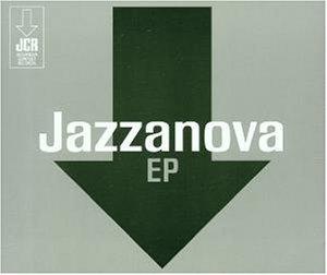 Jazzanova EP album cover
