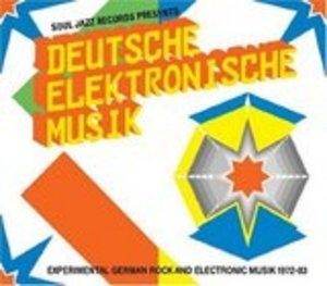 Deutsche Elektronische Musik: Experimental German Rock And Electronic Musik 1972-83 album cover