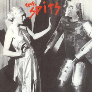 The Spits (2nd Album) album cover