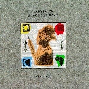 Shaka Zulu album cover