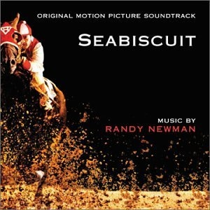 Seabiscuit (Original Motion Picture Soundtrack) album cover