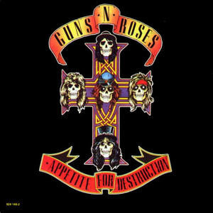 Appetite For Destruction album cover