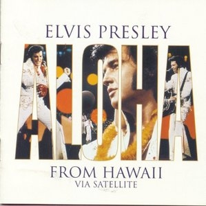 Aloha From Hawaii Via Satellite album cover