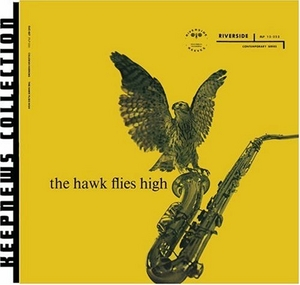 The Hawk Flies High album cover