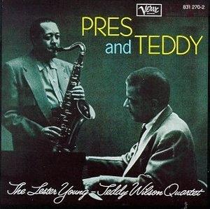 Pres And Teddy album cover