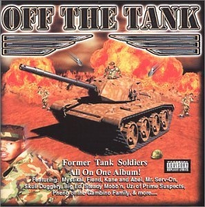 Off The Tank: Former Tank Soldiers Go to War album cover