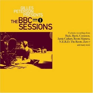 BBC Live Sessions album cover