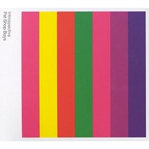 Introspective album cover