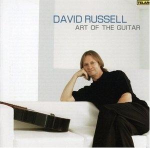 Art Of The Guitar album cover