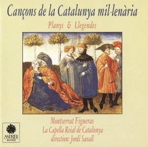Cancons De La Catalunya Mil-Lenaria album cover