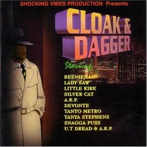 Cloak & Dagger album cover