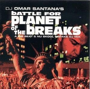 Battle For Planet Of The Breaks album cover