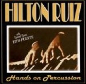 Hands On Percussion album cover