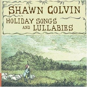 Holiday Songs And Lullabies album cover