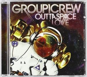 Outta Space Love album cover