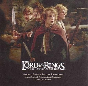 The Lord Of The Rings: The Fellowship Of The Ring  (Original Motion Picture Soundtrack) album cover