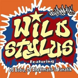 Wild Stylus album cover