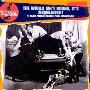 Teenage Shutdown:The World Ain't Round It's Square album cover