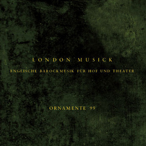 London Musik album cover