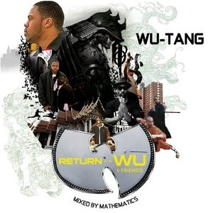 Return Of The Wu & Friends album cover