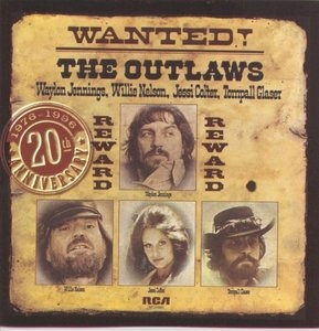 Wanted! The Outlaws album cover