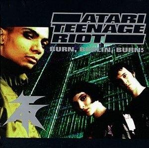 Burn Berlin Burn album cover