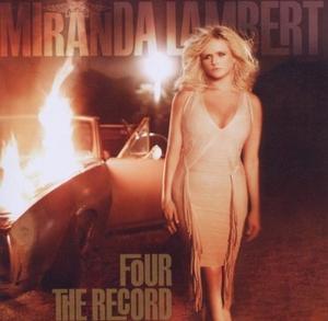 Four The Record album cover