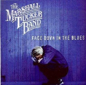 Face Down In The Blues album cover