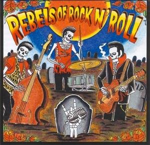 Rebels Of Rock N' Roll, Vol. 2 album cover