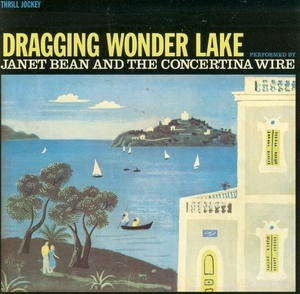 Dragging Wonder Lake album cover