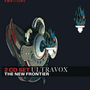 The New Frontier album cover