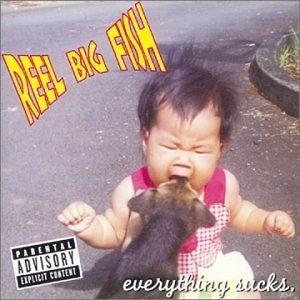 Everything Sucks album cover