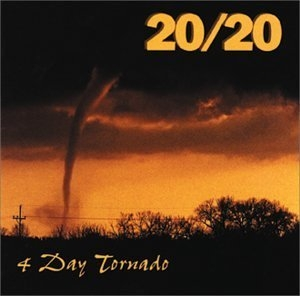 4 Day Tornado album cover
