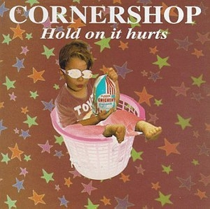 Hold On It Hurts album cover