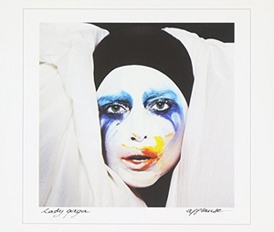 Applause (Single) album cover