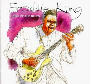 King Of The Blues album cover