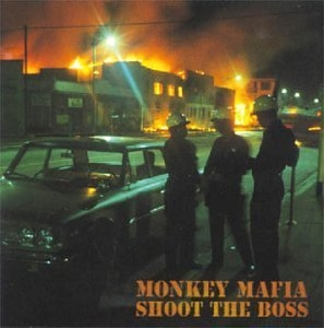 Shoot The Boss album cover