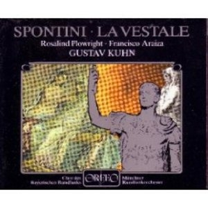 Spontini: La Vestale album cover
