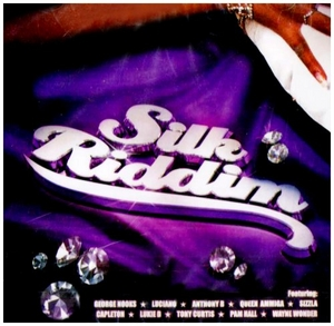 Silk Riddim album cover