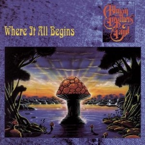 Where It All Begins album cover