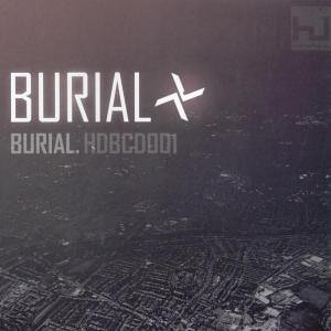 Burial album cover