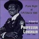 Piano Night At Tipitina's... album cover